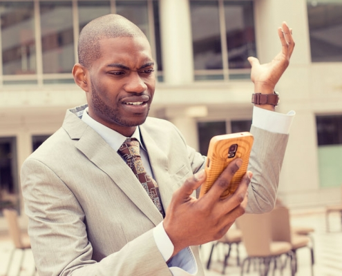 חסימת הודעות SMS