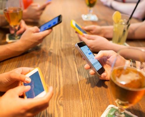 שליחת SMS בתפוצה